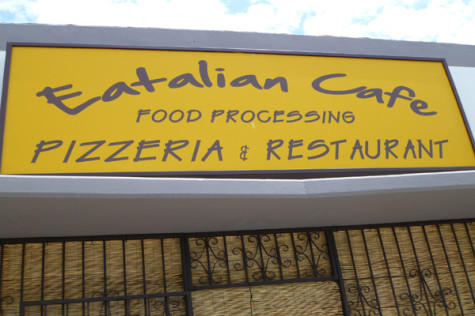 Eatalian! The taste of extremely good authentic Italian food!