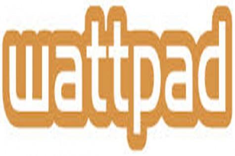 The Wattpad app!