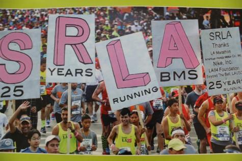 SRLA runs to the finish!