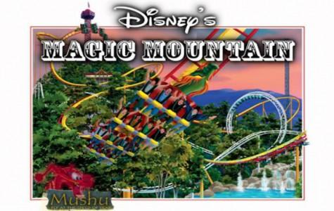 Six Flags or Disneyland!