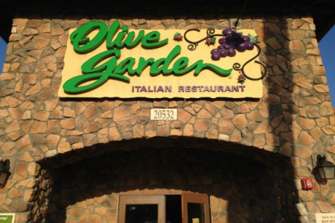 Ciao…Welcome to Olive Garden!