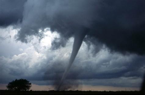 Oh my! Tornado!