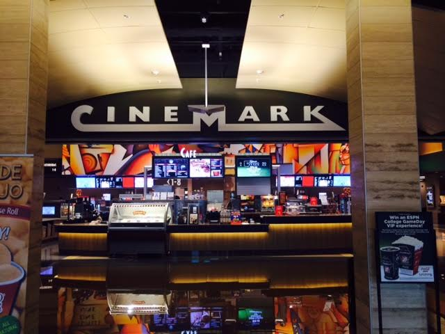 Get Your Tickets to the Newest Movie Theater in Town!!