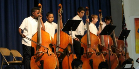 I'm Dreaming of a…Winter Concert!