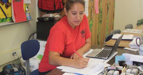 Ms. Jaramillo is More Than a Teacher!