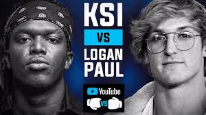 KSI vs Logan Paul Showdown